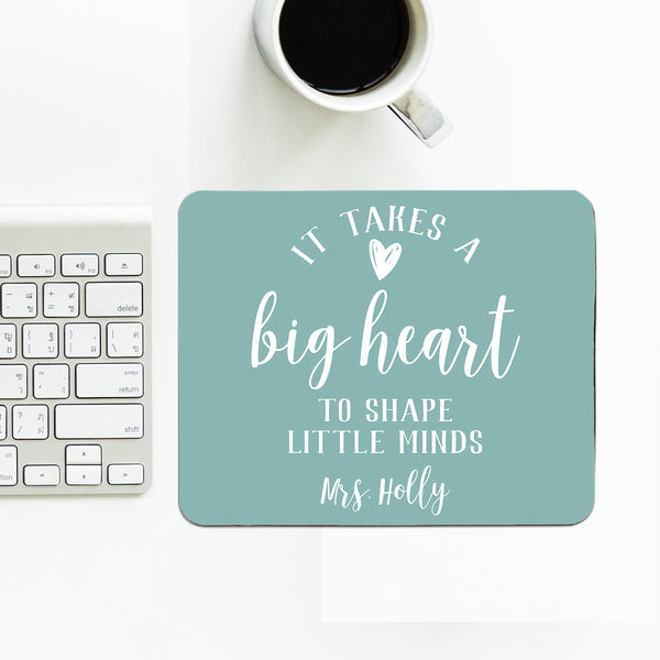 Personalized Mouse Pad With Quote
