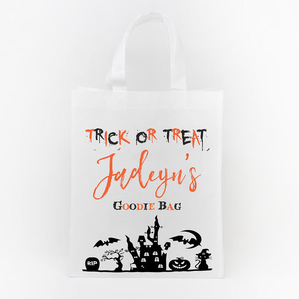 Trick or Treat Bag - Jadeyn's Goodie Bag