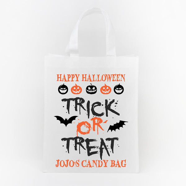 Trick or Treat Bag - JoJo's Candy Bag