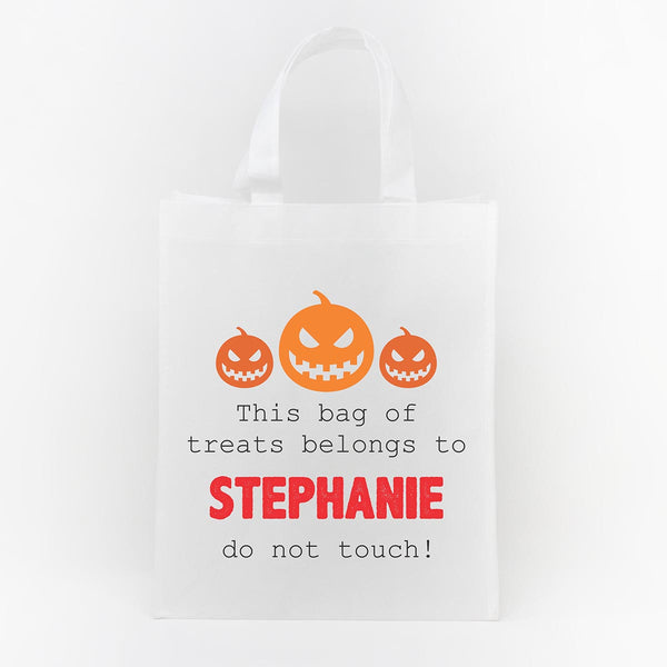 Trick or Treat Bag - Stephanie's Goodie Bag