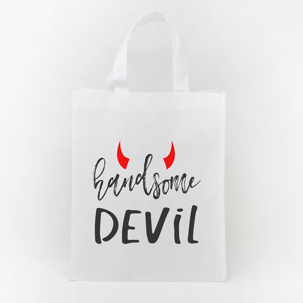Trick or Treat Bag - Handsome Devil