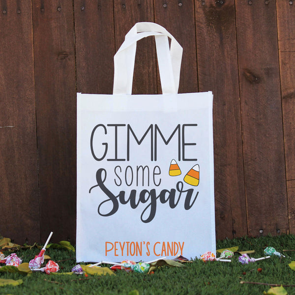 Trick or Treat Bag - Gimme Some Sugar, Peyton's Candy