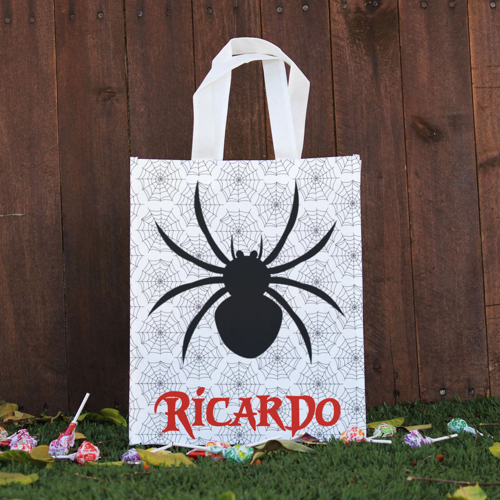 Trick or Treat Bag - Ricardo, Spider