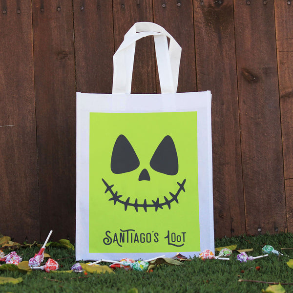 Trick or Treat Bag - Santiago's Loot