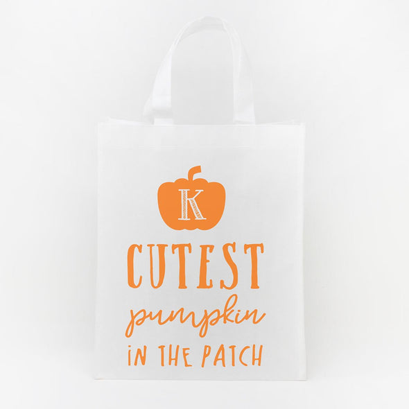 Trick or Treat Bag - Cutest Pumpkin