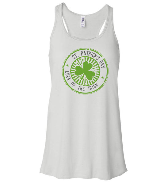 Women's Tank - St Patricks Day