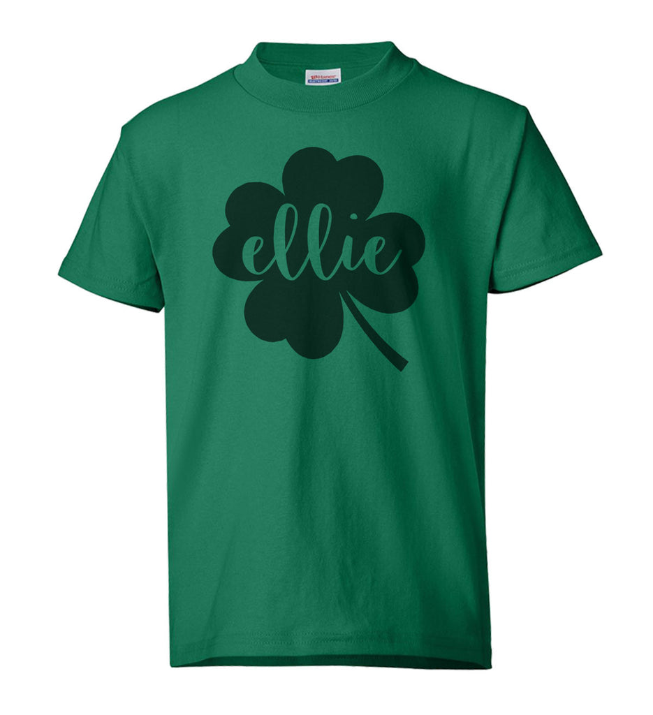 "Youth Shirt - ""Ellie Clover"""
