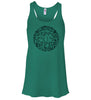 Women's Tank - Kiss me I'm Irish