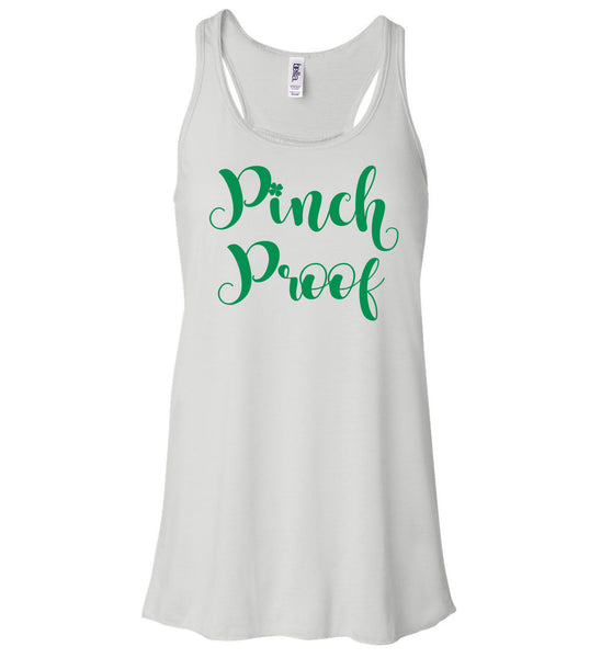 Women's Tank - Pinch Proof Cursive