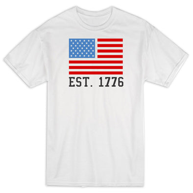 4th of July Shirt EST 1776