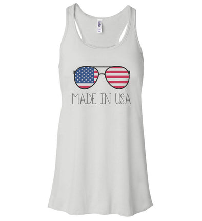 Women's Tank - 4th Of July Made In The USA