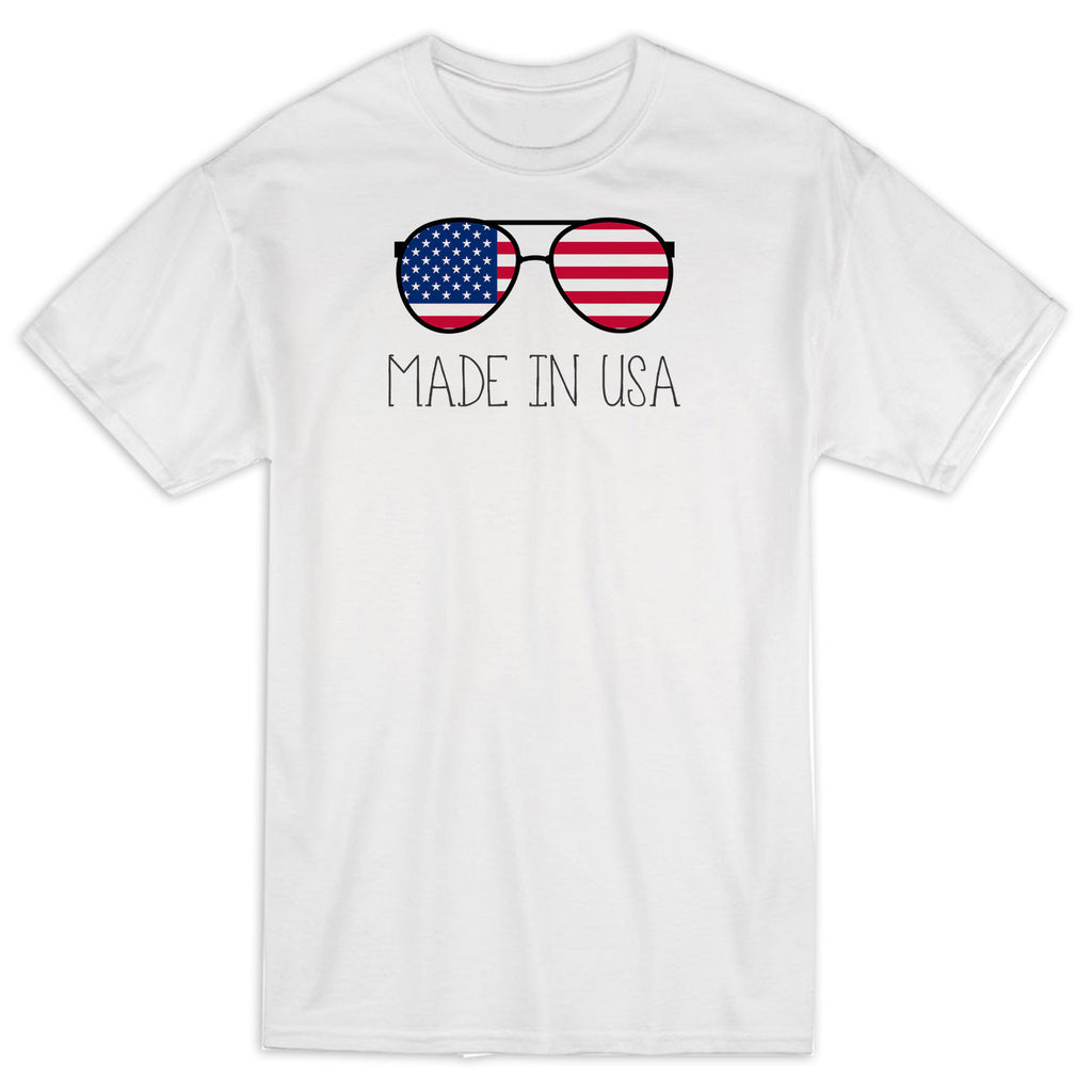 4th of July Shirt Made In USA
