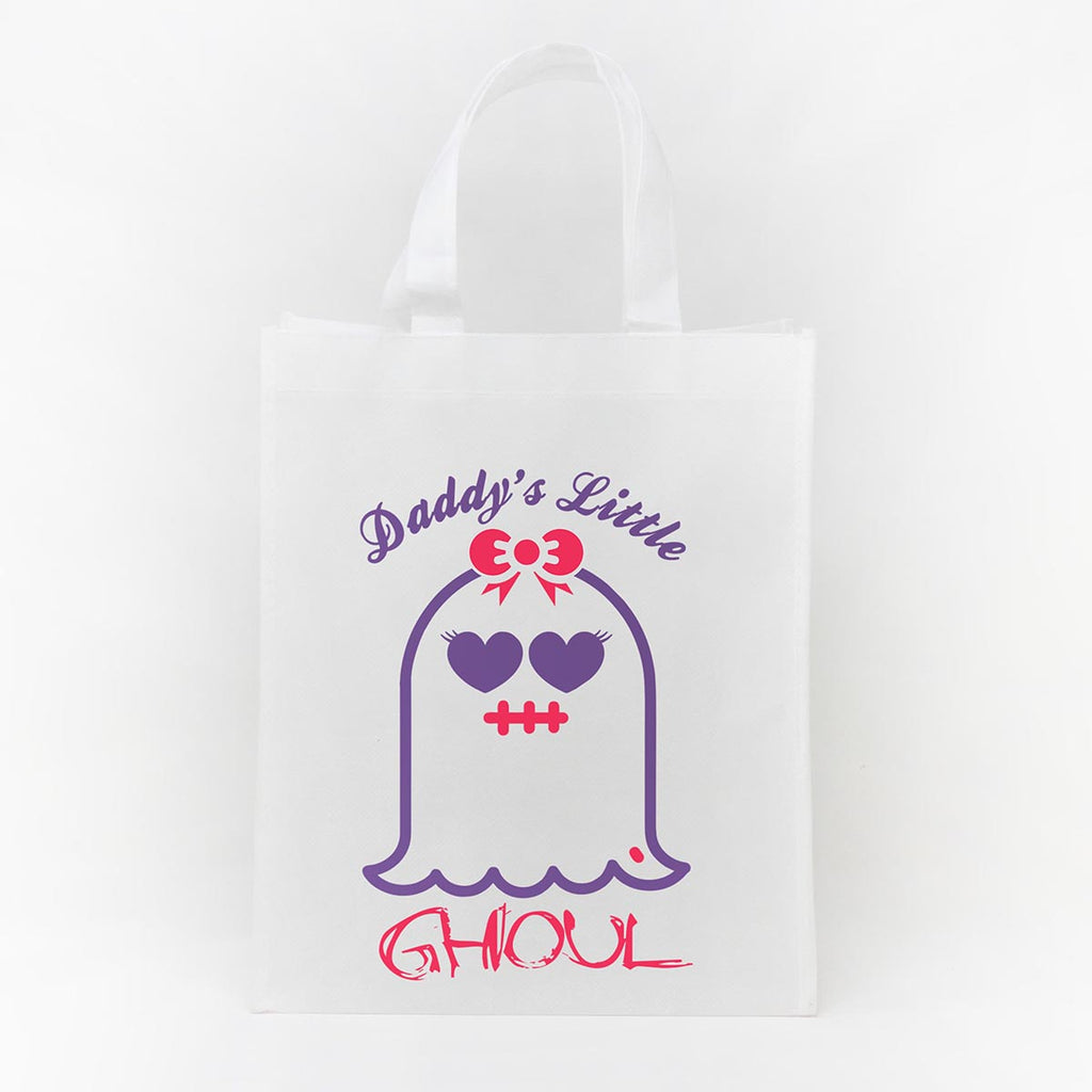 Trick or Treat Bag - Daddys Little Ghoul