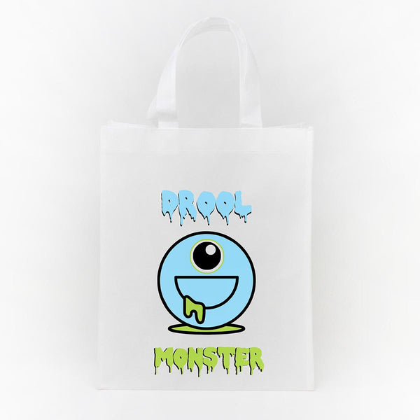 Trick or Treat Bag - Drool Monster