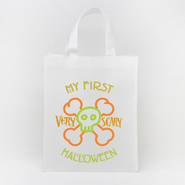 Trick or Treat Bag - First Very Scary Halloween