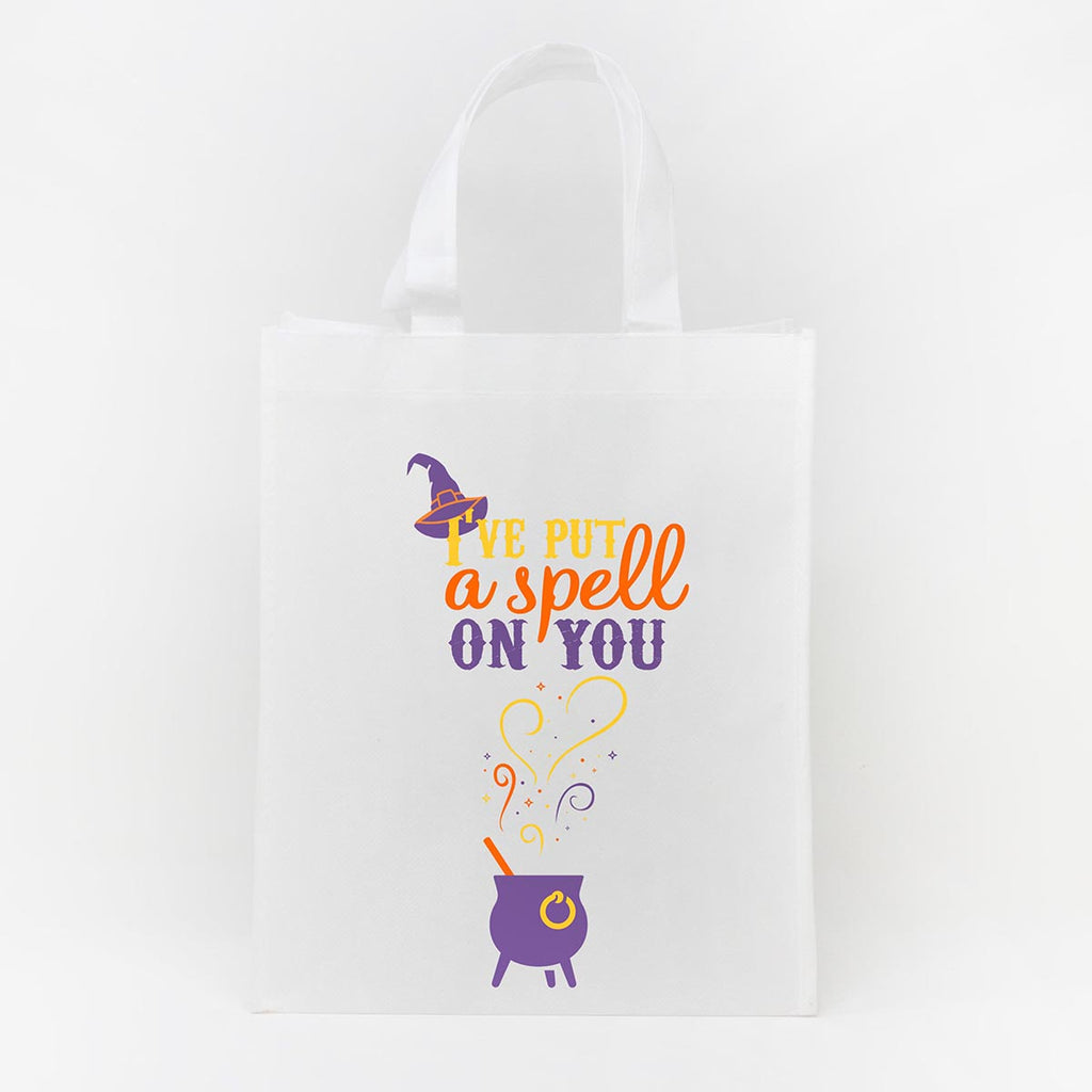 Trick or Treat Bag - I've Put a Spell on You