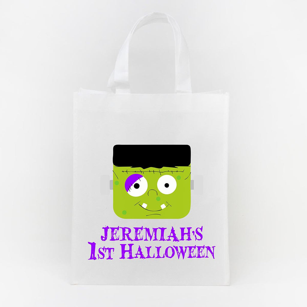 Trick or Treat Bag - Jeremiah's First