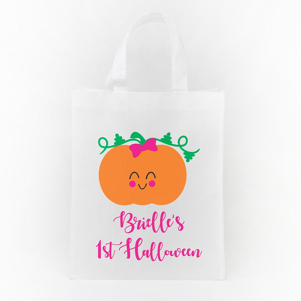 Trick or Treat Bag - Brielle's First