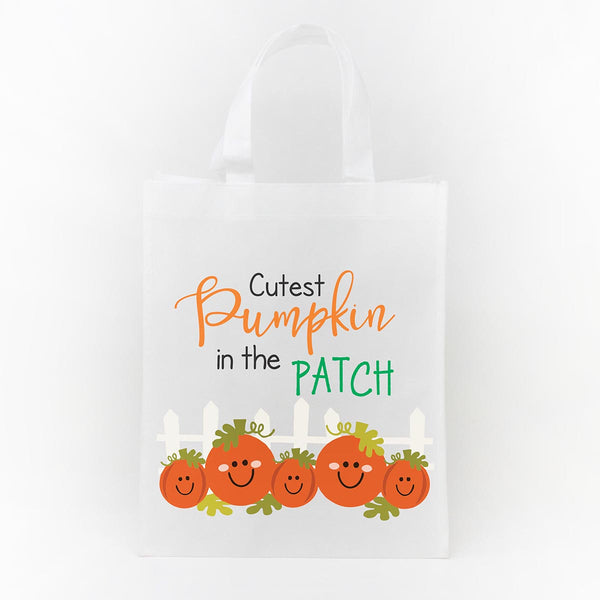 Trick or Treat Bag - Cutest Pumpkin in Patch
