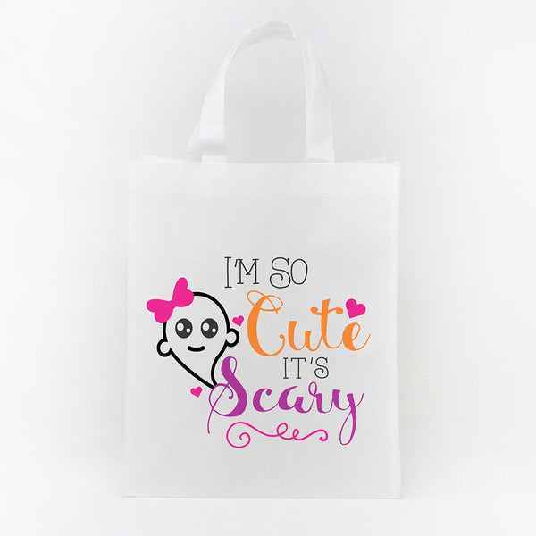 Trick or Treat Bag - I'm So Cute It's Scary