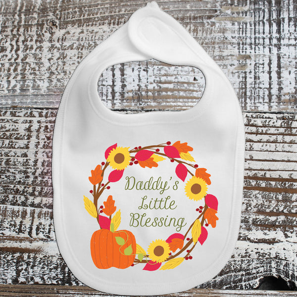 Baby Bib - Daddy's Little Blessing