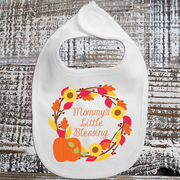 Baby Bib - Mommy's Little Blessing