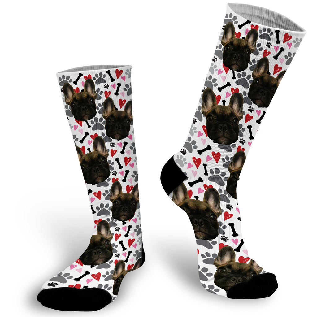 Pet Picture Socks