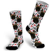 Custom Pet Photo Socks, Dog on Socks, Cat on Socks, Pet Picture on socks, Face Socks,