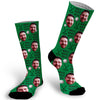 World's Okayest Golfer Face Socks, Funny Face Socks, Photo Socks for Golfer, Picture Socks, Face Socks