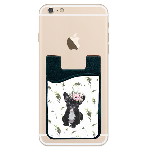 Phone Wallet - Frenchie
