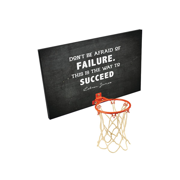 Don't Be Afraid Of Failure Backboard