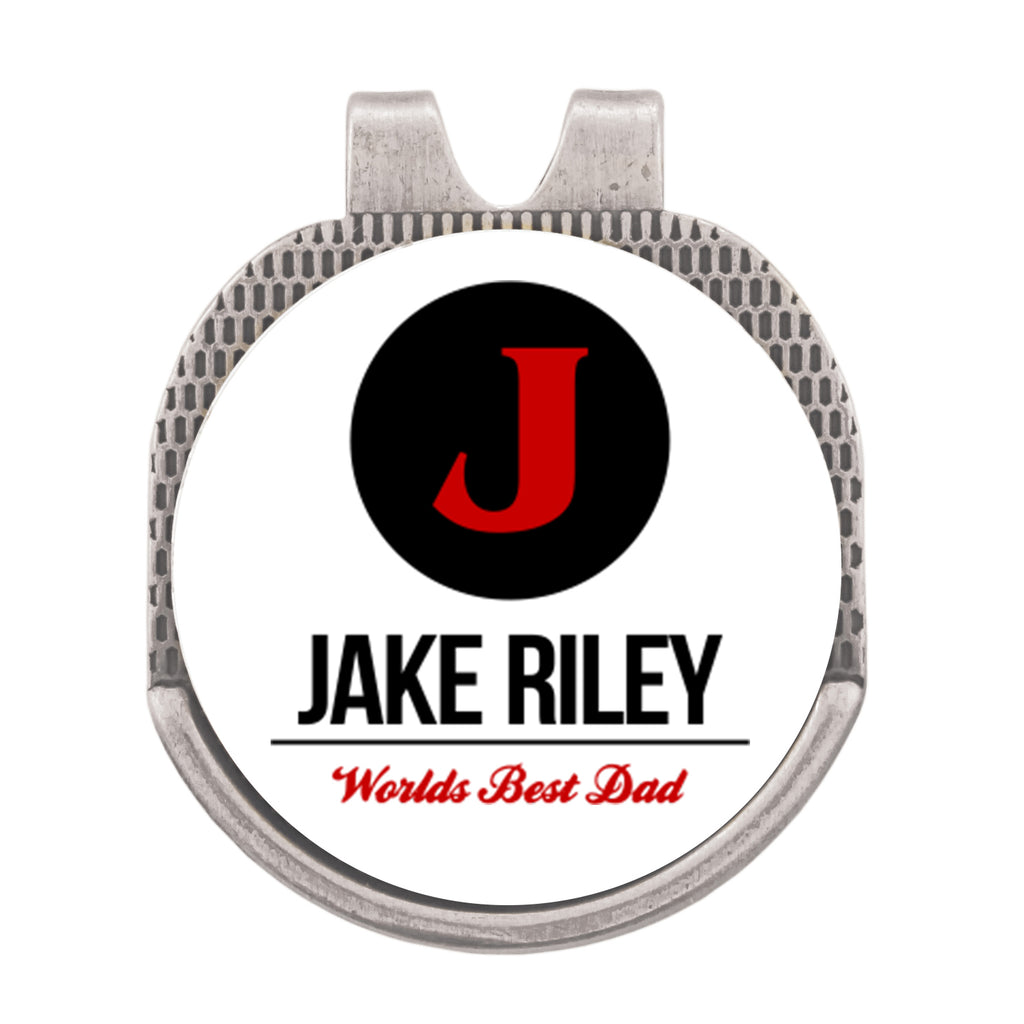 Personalized Golf Marker