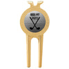 Kiss My Putt Golf Divot/Marker Tool