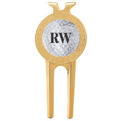 Personalized Initials Golf Marker