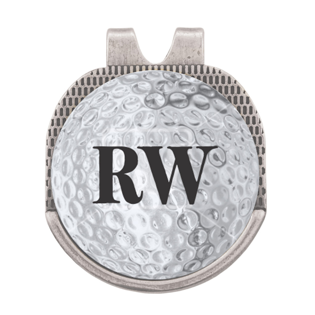 Hat Clip Personalized Ball Marker