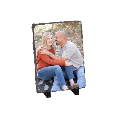 Custom Photo Slate, Personalized Slate Plaque, Custom Slate Plaque, Photo Slate, Custom Picture Slate, Photo Slate Rock Plaque, Solid Slate Plaque