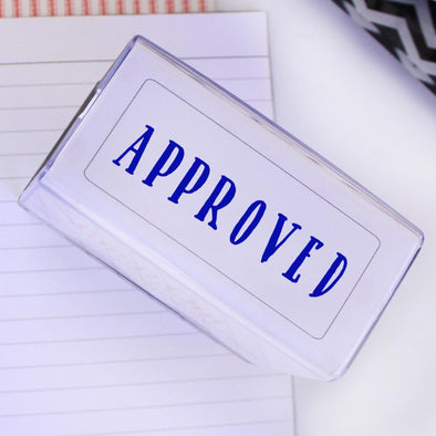 Approved Self Inking Stamp
