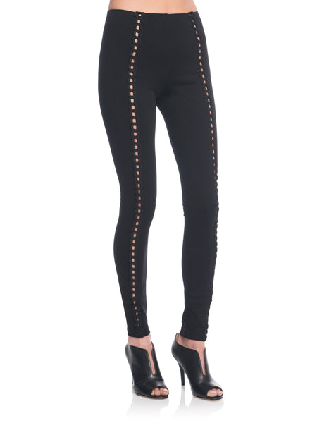 ISSACHAR Vintage Corded Leggings