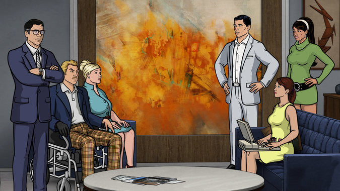 Archer-Style: The Season 7 Makeover!