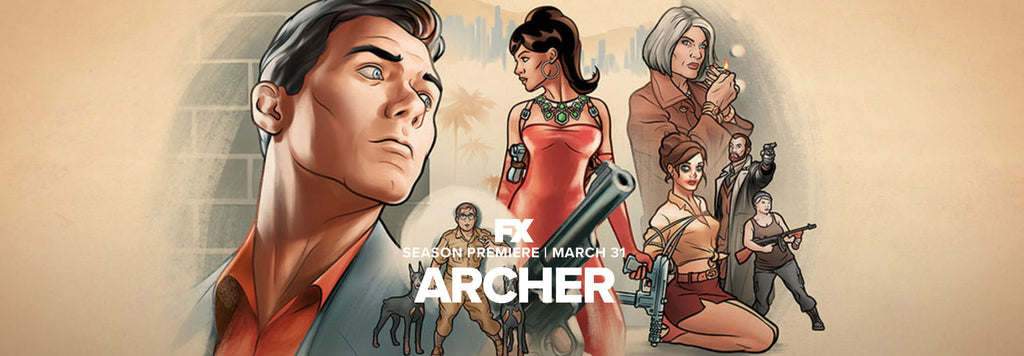 Archer-Style! The Menswear of Archer: Sterling Malory Archer Edition