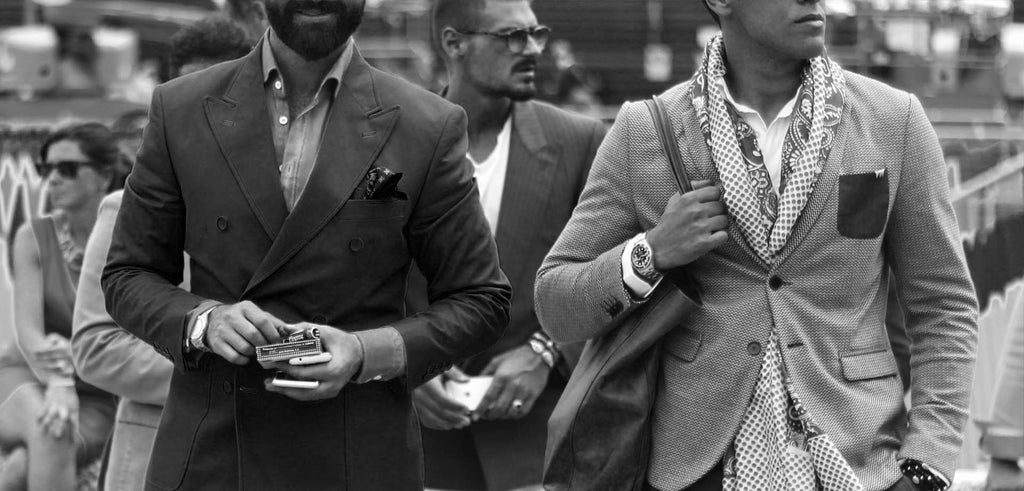 Suiting Up: Clothing Choices for the Slim Man