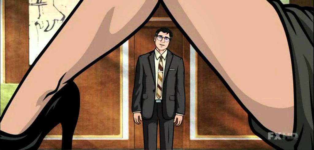 Archer-Style! The Menswear of Archer: Cyril Figgis Edition