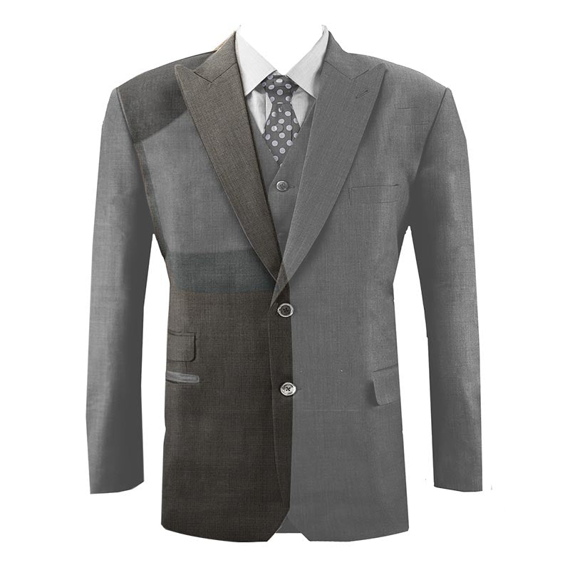 fully canvased suit internal layers