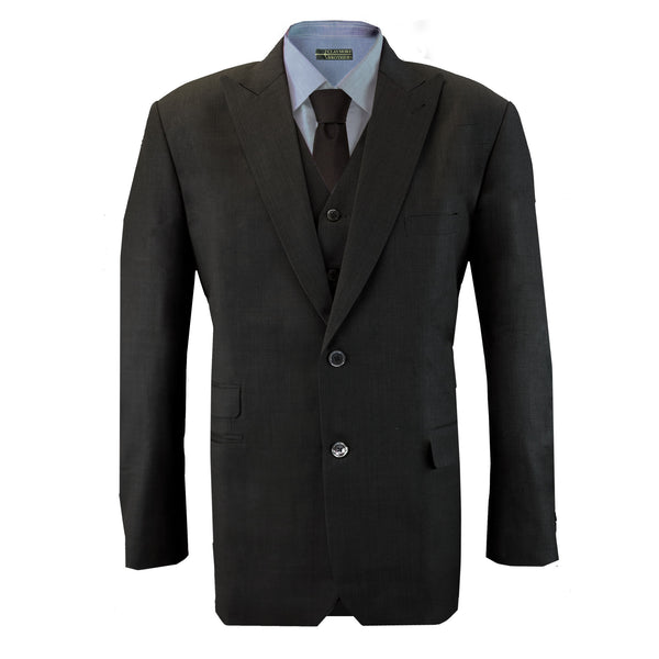 Endeavour Dark Grey Prince of Wales Blazer