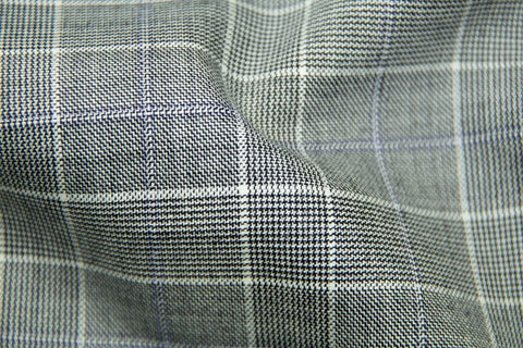 Endeavour Synergy LT GREY TRAM PLAID W/ LILAC WINDOW PANE
