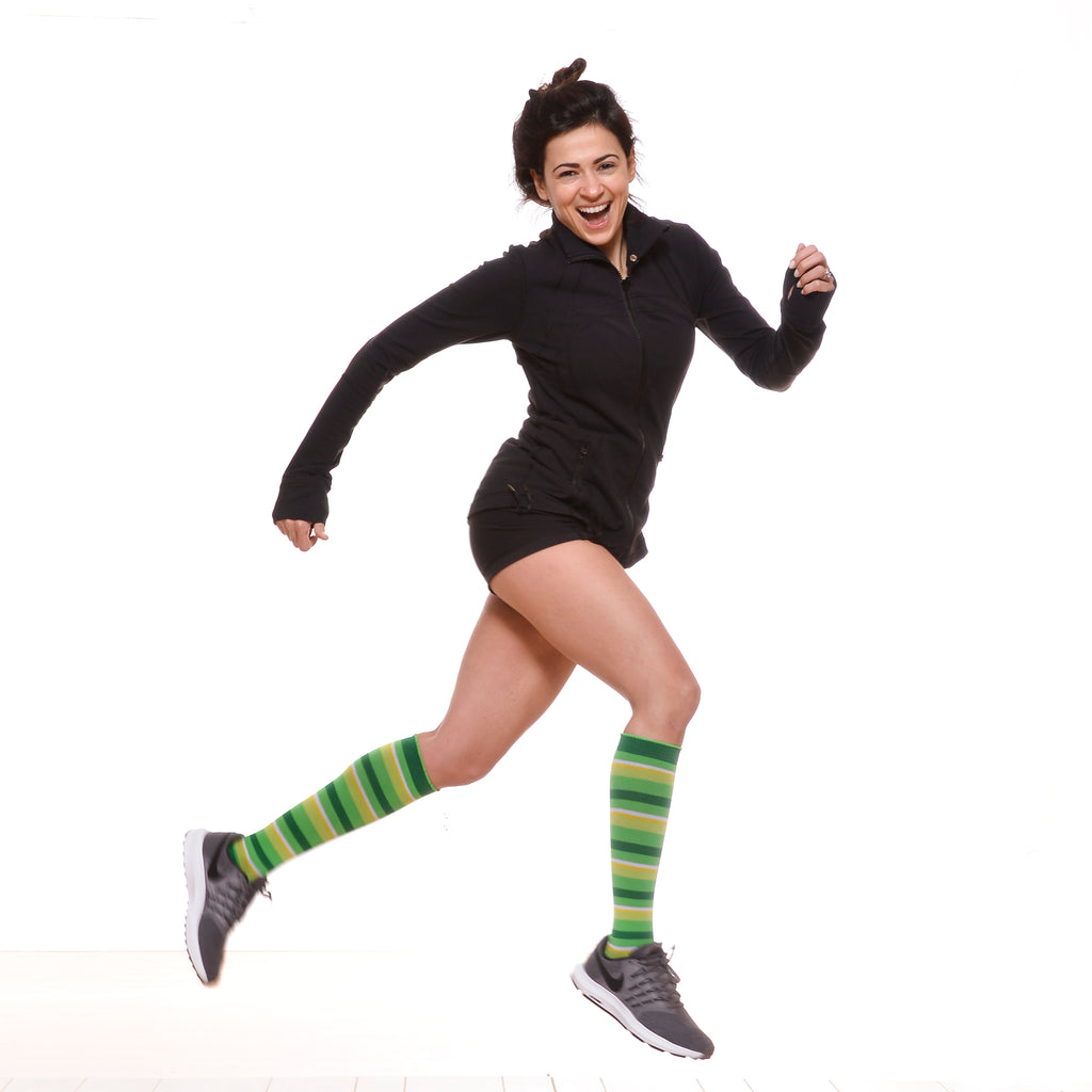 For A Little Race Day Luck, Lily Trotters Releases Limited Edition St. Paddy's Day Compression!