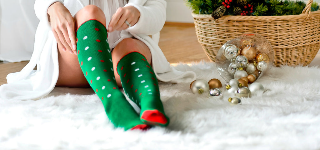 Jingle Bell, Jingle Bell, Jingle Bell...Sock!