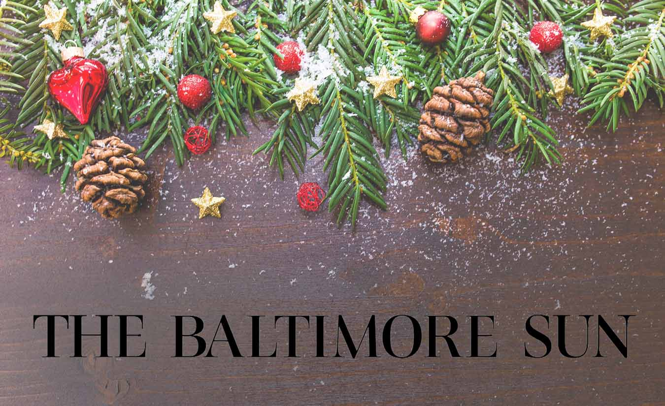 Baltimore Sun Gift Guide Includes Lily Trotters