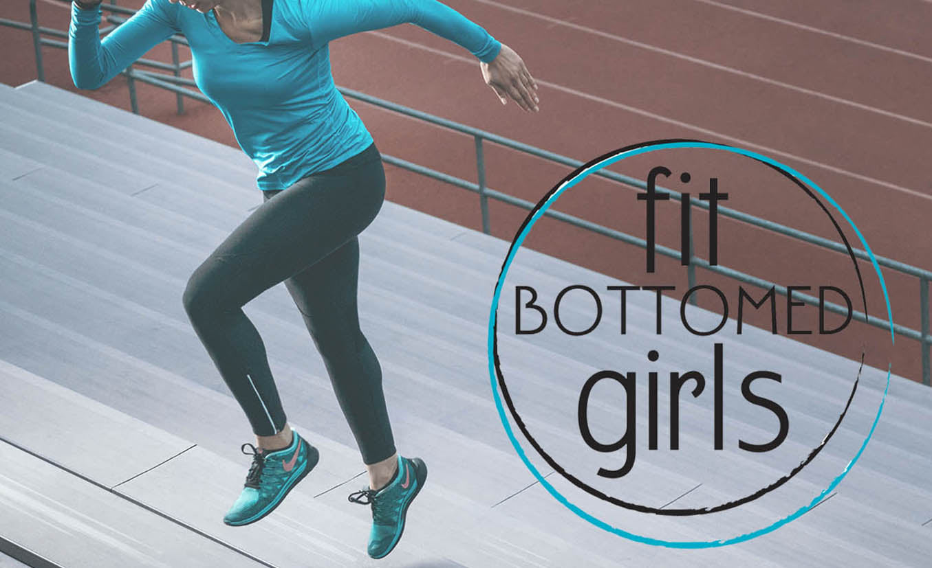 Fit Bottomed Girls are rocking their Lily Trotters compression socks