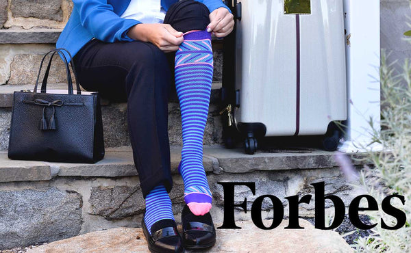 Forbes Embraces Lily Trotters - A Brand For Women Created By Women!